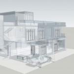 3D Architektenplan